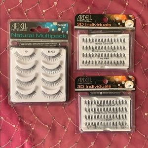 🌺Bundle of Ardell Lashes